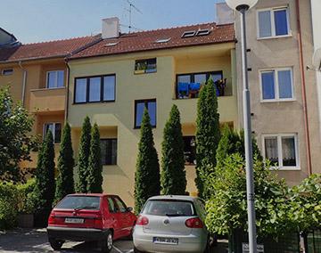 Квартира в Брно <br>2+кк, 43  m²