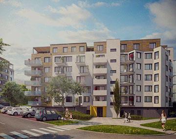 Квартира в Праге 5<br>1+кк 26m²