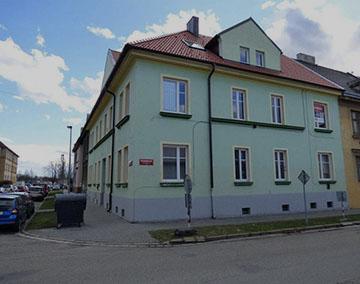 Квартира в Ческе-Будеёвице