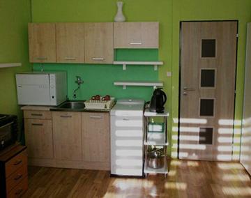 Квартира в Пльзень<br>22m²