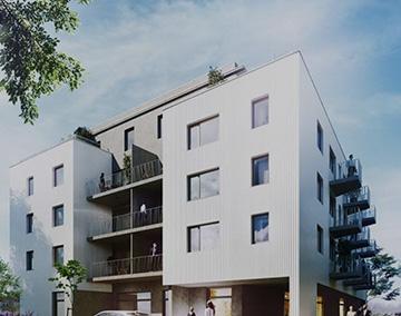 Квартира в Праге 9 <br>30.5m²