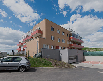 Квартира в Праге 9 <br>33m²