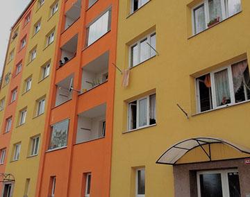 Квартира в Ротаве <br>37m²