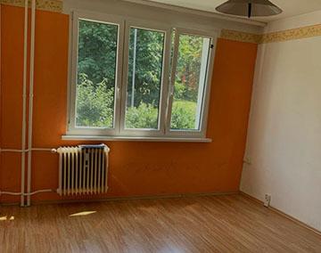 Квартира, 1+1, 36m2, Карловы Вары