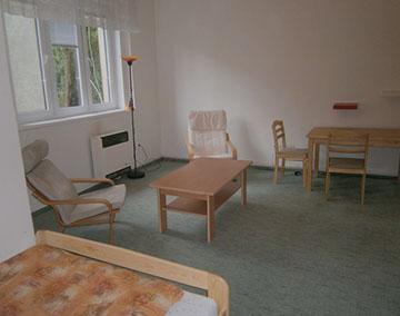 Квартира 1+кк 30 m², Прага 5