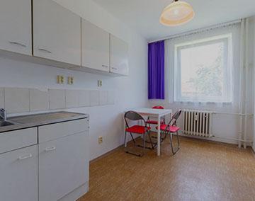 Квартира 1+1, 39м2, Прага 14