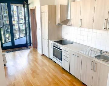 Квартира в Праге 3, 1+кк, 45m2